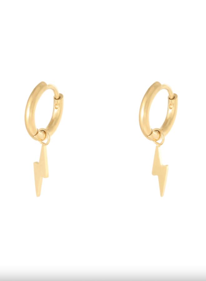 Earrings bolt
