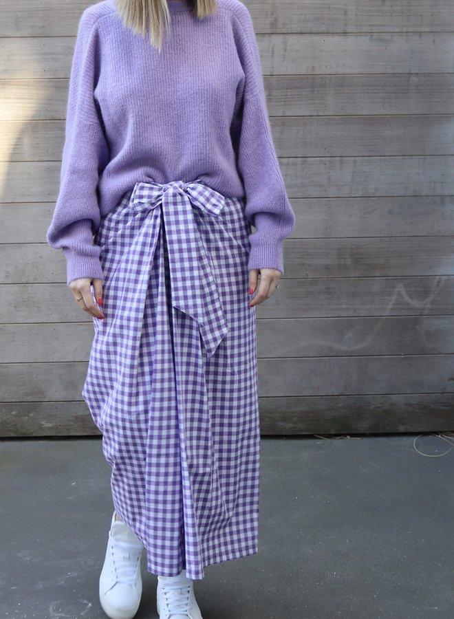 Skirt Anna Lila