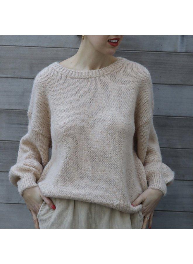 Knit Lola Beige