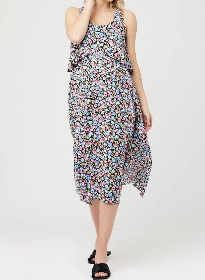 Beth dress multi