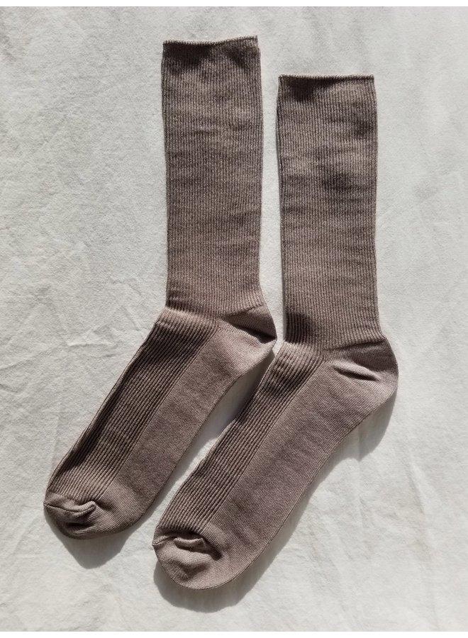 Trouser Socks Trench Coat