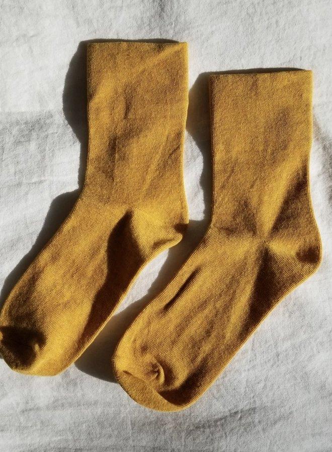 Sneaker Socks Marigold