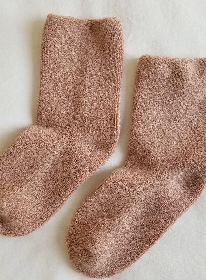 Cloud Socks Mulberry