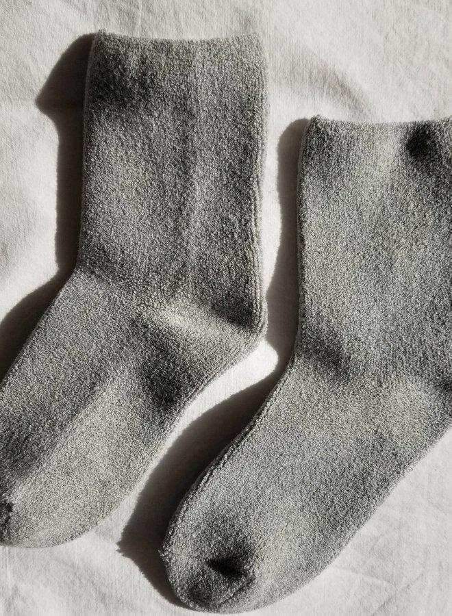 Cloud Socks Heather Grey