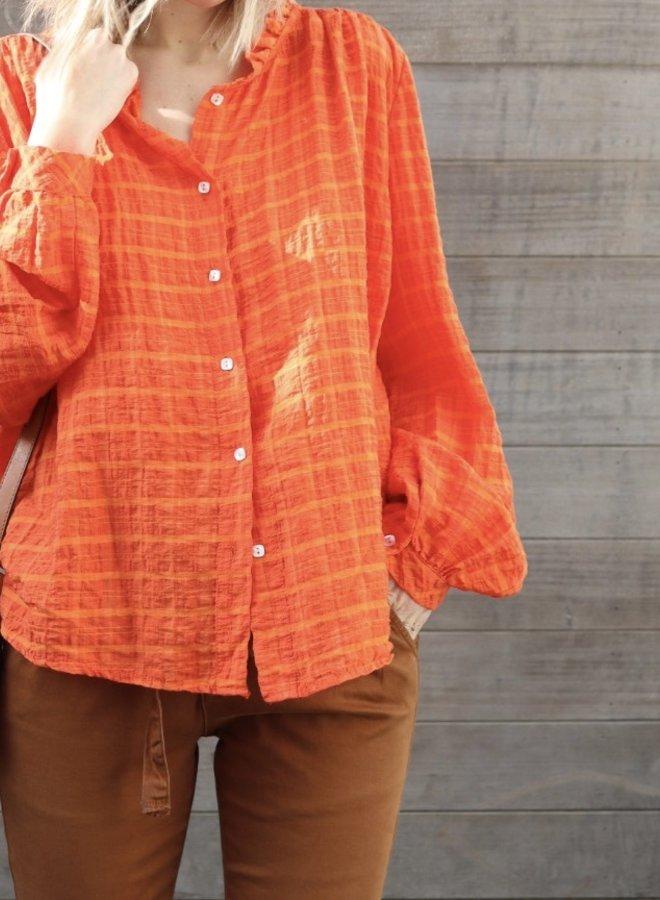 Blouse Febe Orange
