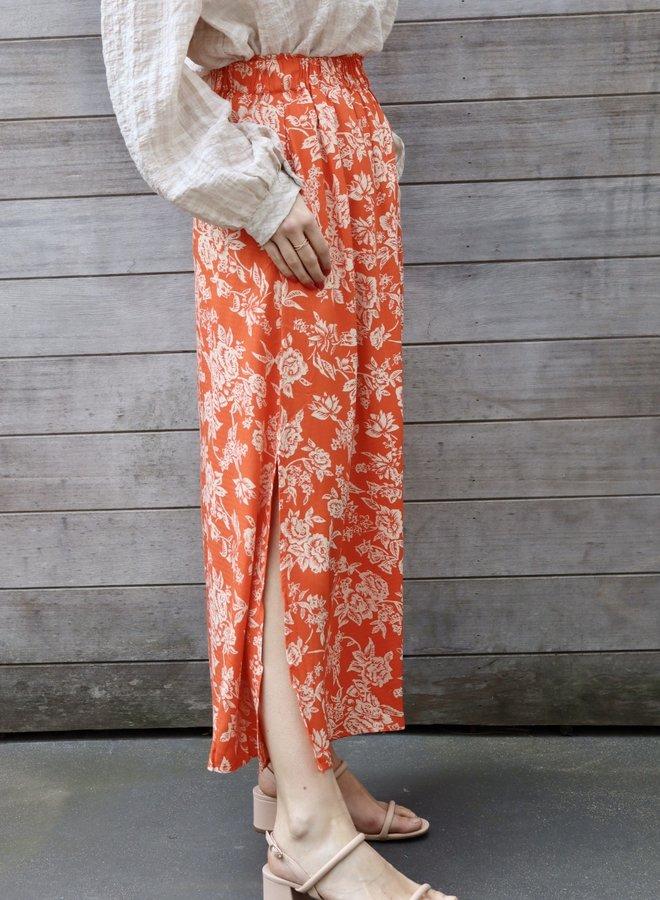 Yasmanish ankle skirt tigerlily