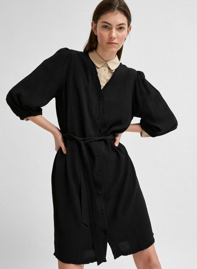 Slfemira short dress black