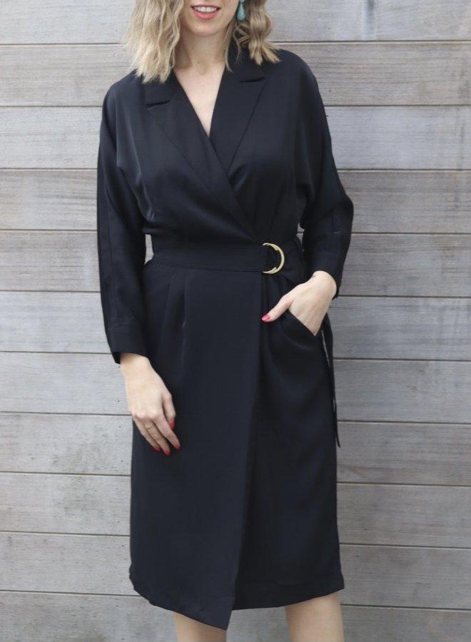 Dress SS black