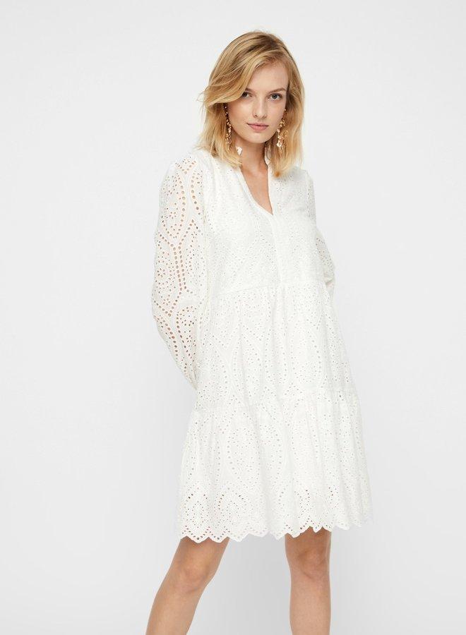 Yasholi dress star white size L
