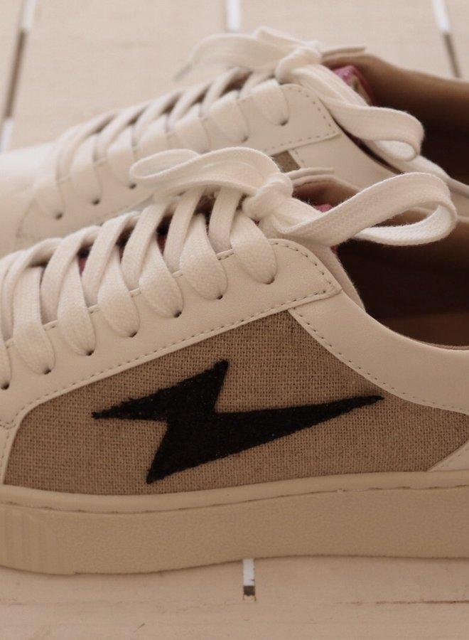 Sneakers Pink Splash