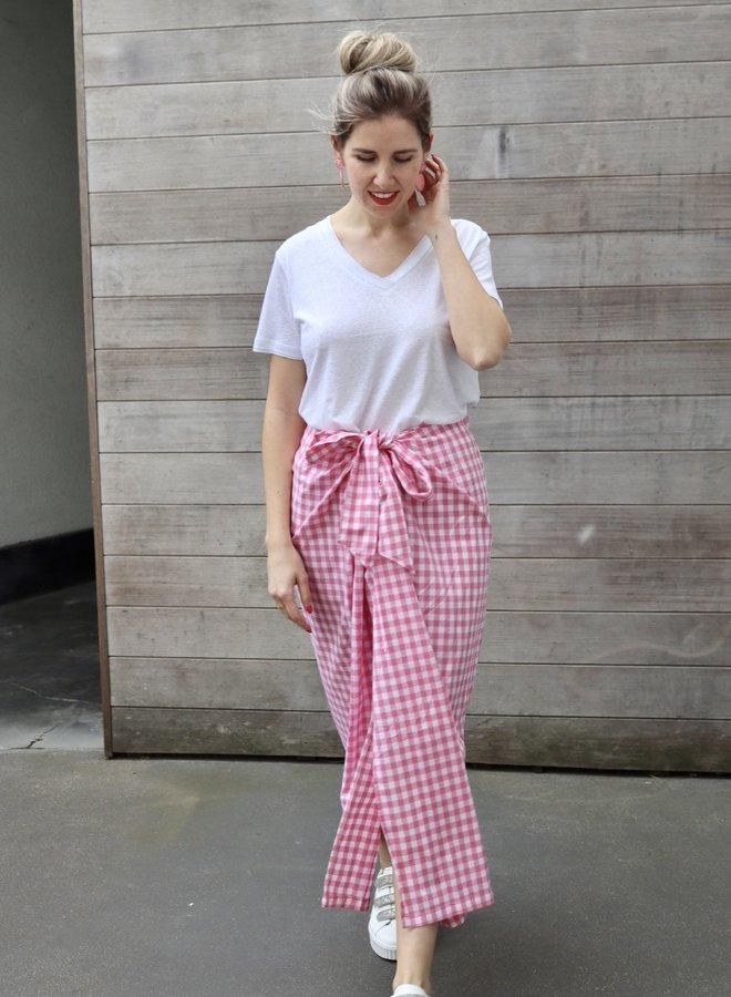 Skirt Anna Pink