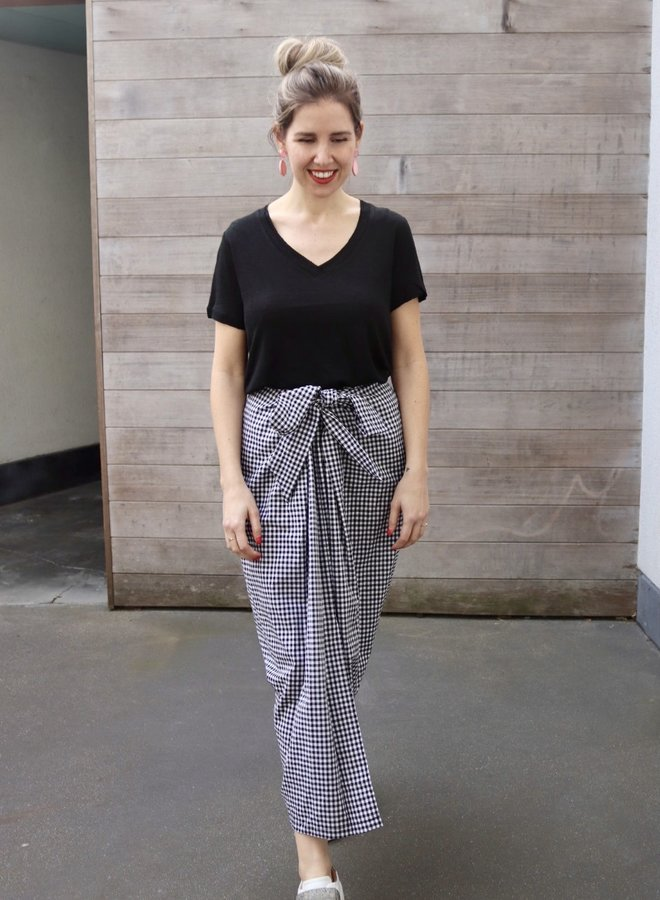 Skirt Anna Black