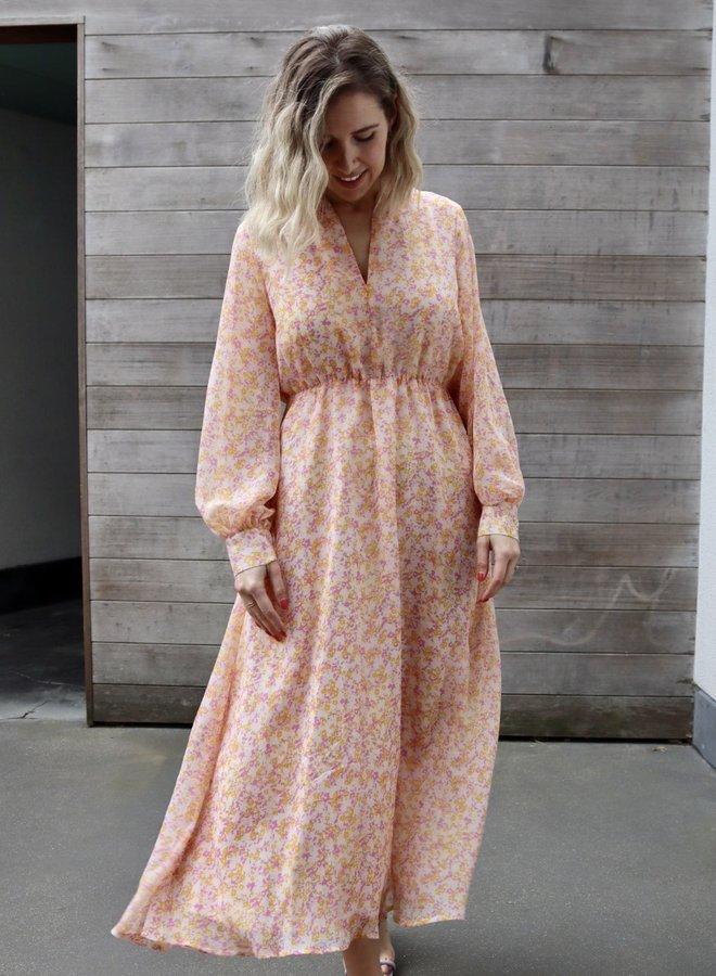 Jeanie midi dress