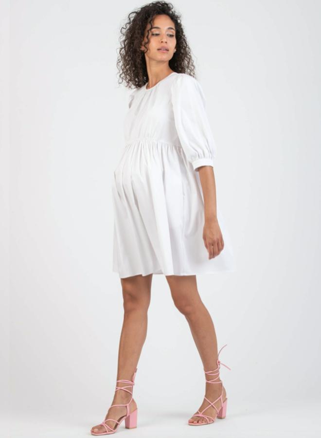 Abito dress white