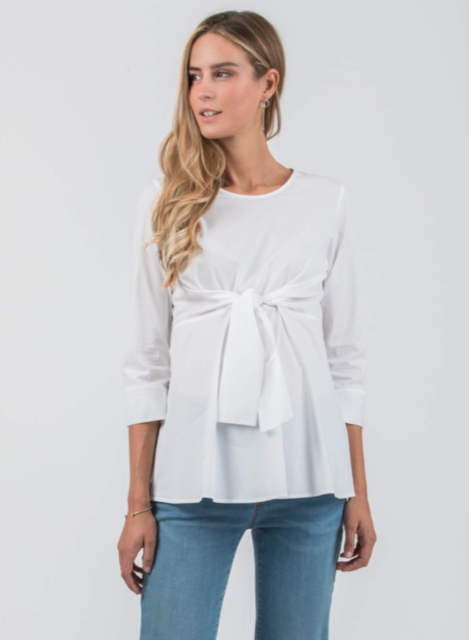 Camicia blouse ivory