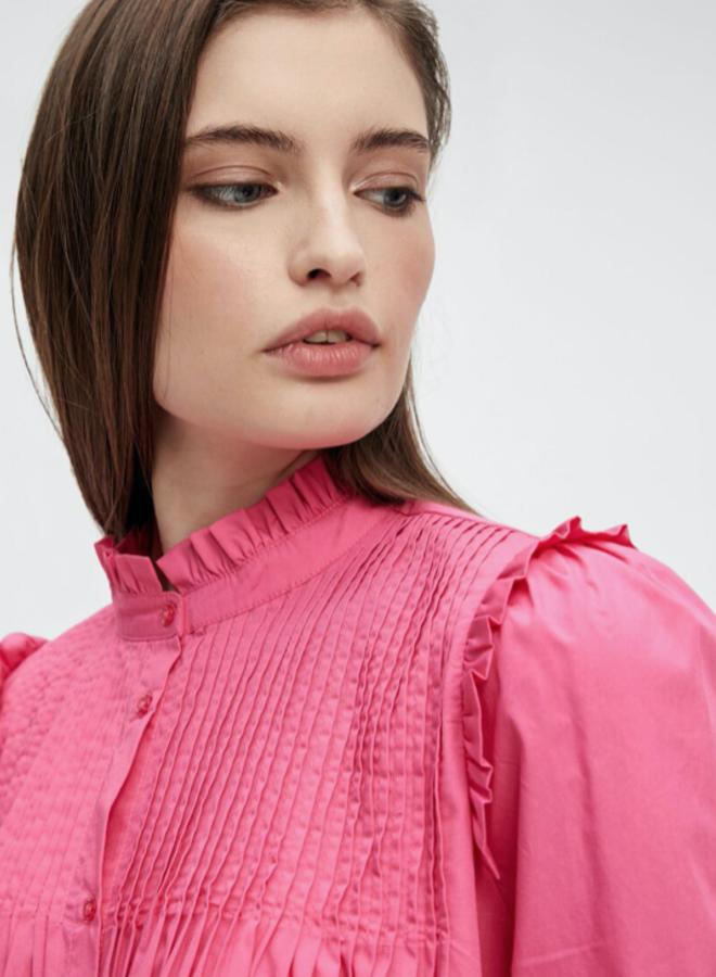 Yasrobbia dress fandango pink