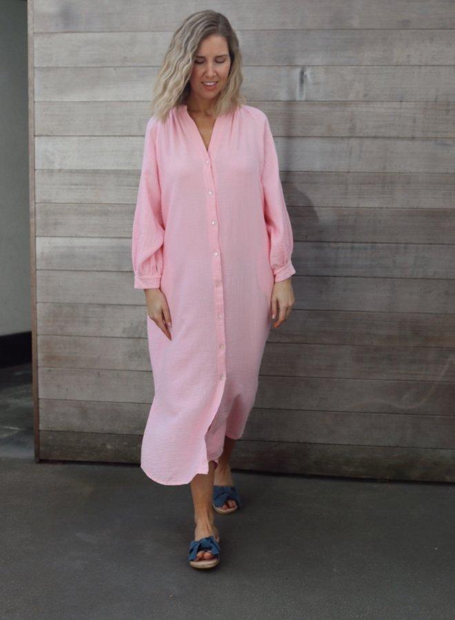 Tetra dress Cécile pink