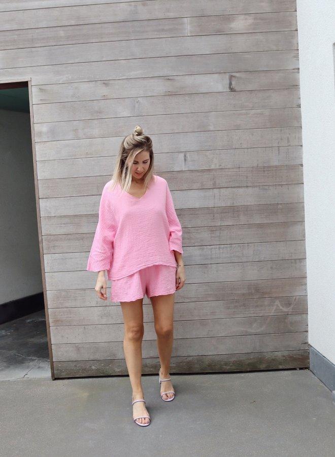 Tetra set Emma baby pink