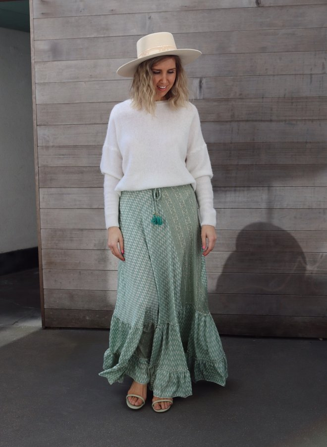 Skirt Julie green