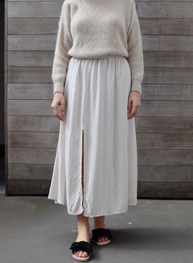 Skirt Margriet grey
