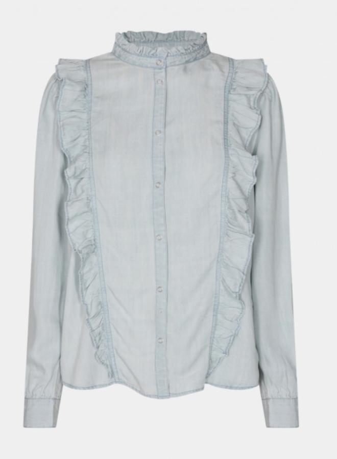 Shirt Denim blue