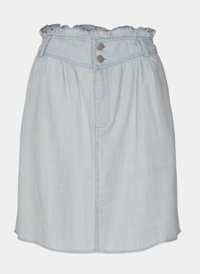 Skirt Denim blue