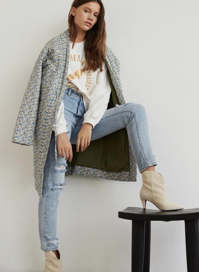 Sweatshirt SS off white