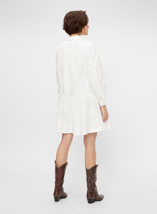 Yasscorpio shirt dress
