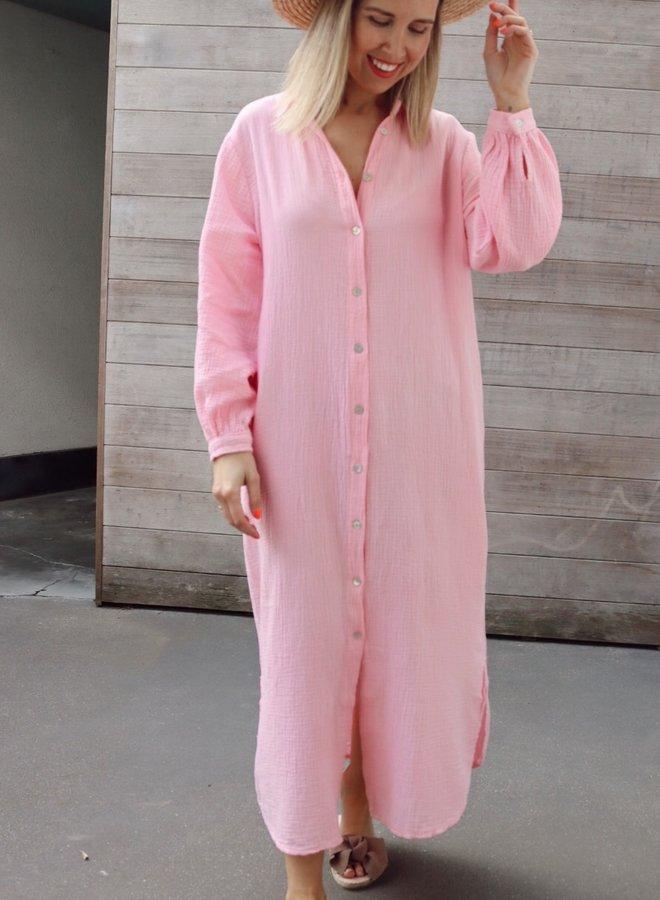 Tetra dress Colette pink