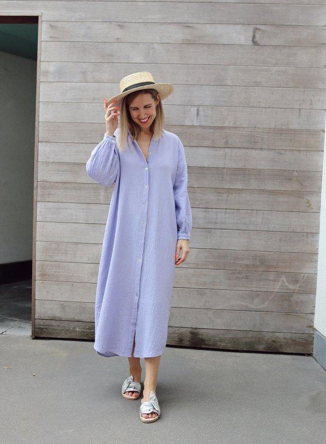 Tetra dress Colette lila