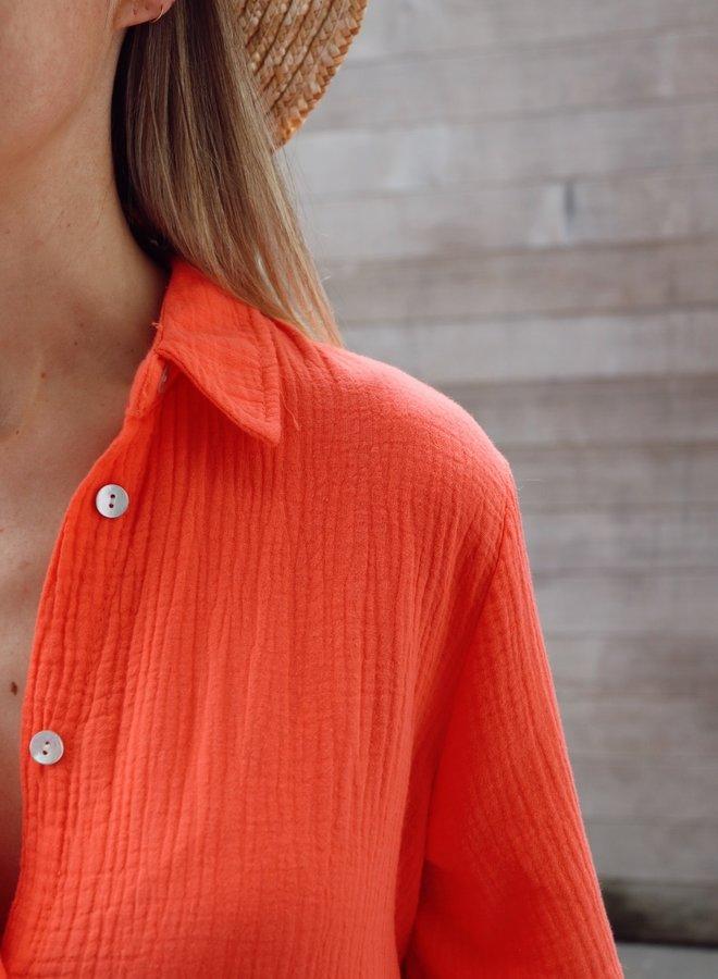 Tetra dress Colette orange