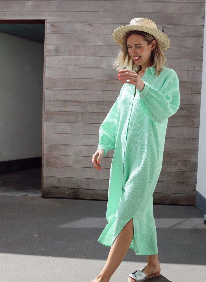 Tetra dress Colette mint