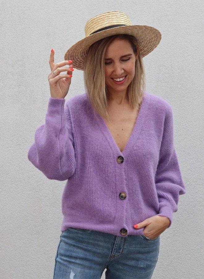 Knit Charlotte-Colette Lila