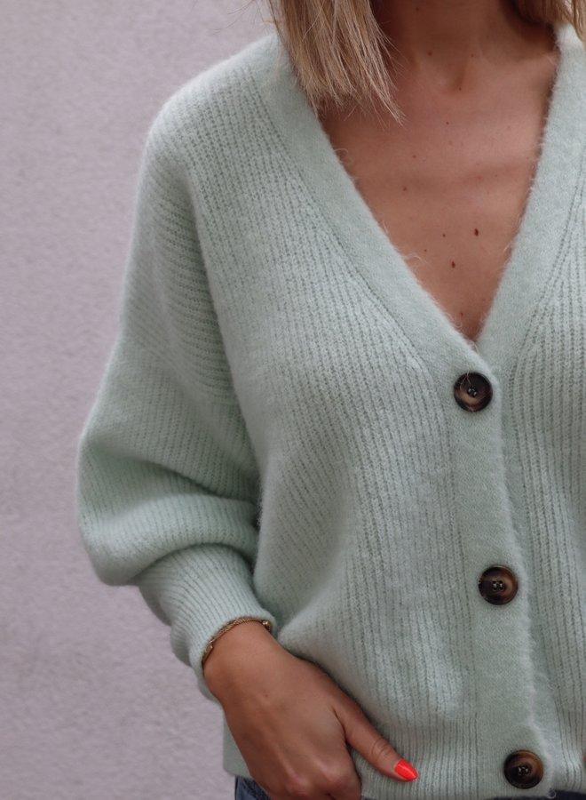 Knit Charlotte-Colette Mint