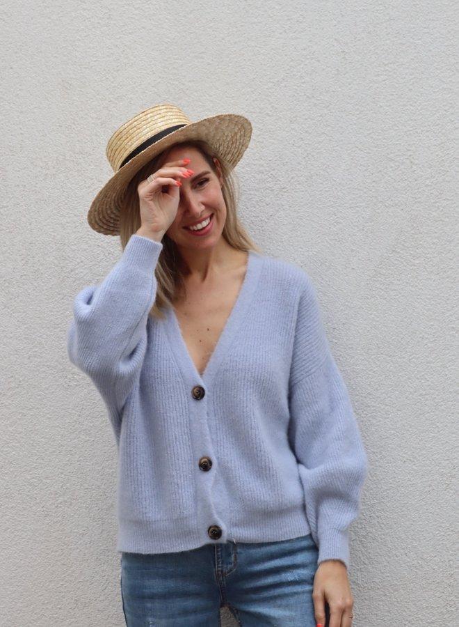Knit Charlotte-Colette Blue