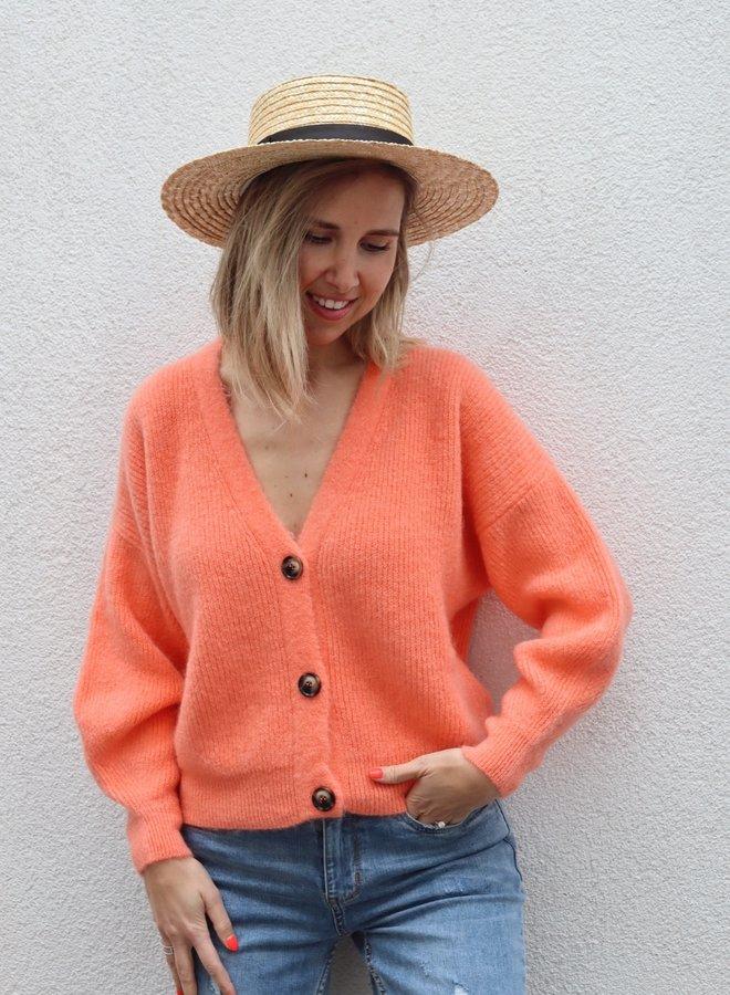 Knit Charlotte-Colette Orange