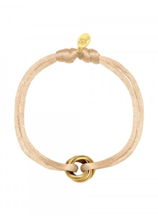 Free bracelet Mother's Day Nude Knot