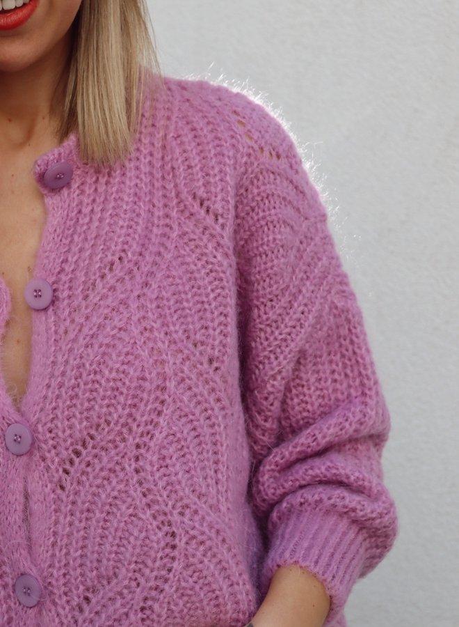 Knit Phoebe-Colette Lila