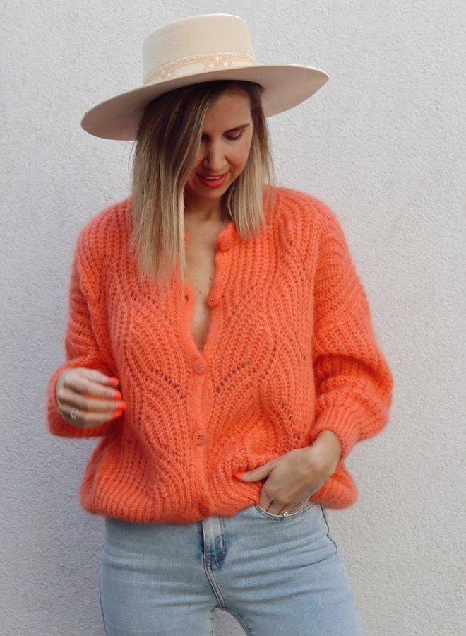 Knit Phoebe-Colette Orange