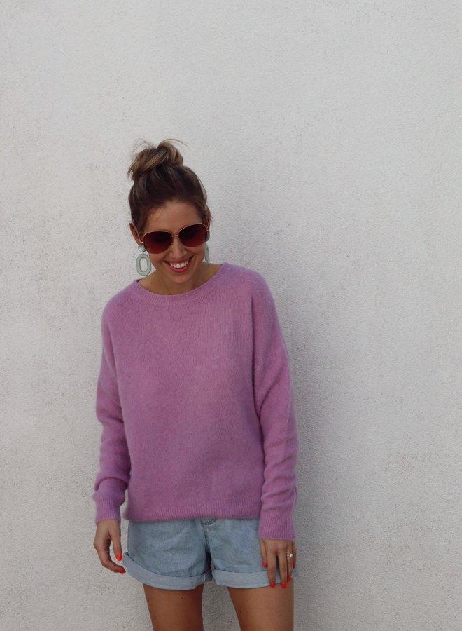 Knit Noelle-Colette Lila