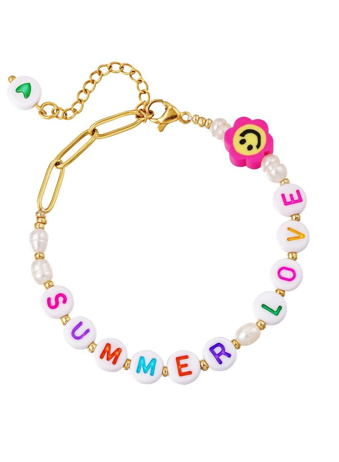 Armband Summer Love