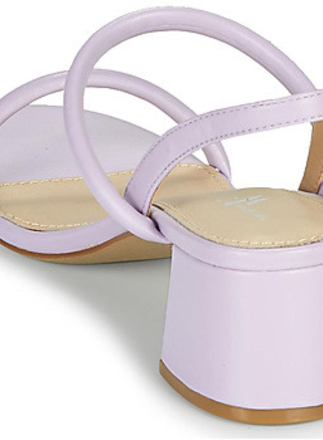Sandals lila