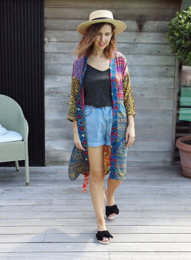 Kimono Milan midi UNIEK