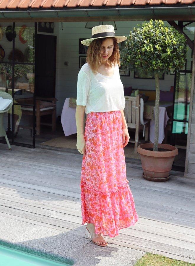 Skirt Anaïs Fuchsia