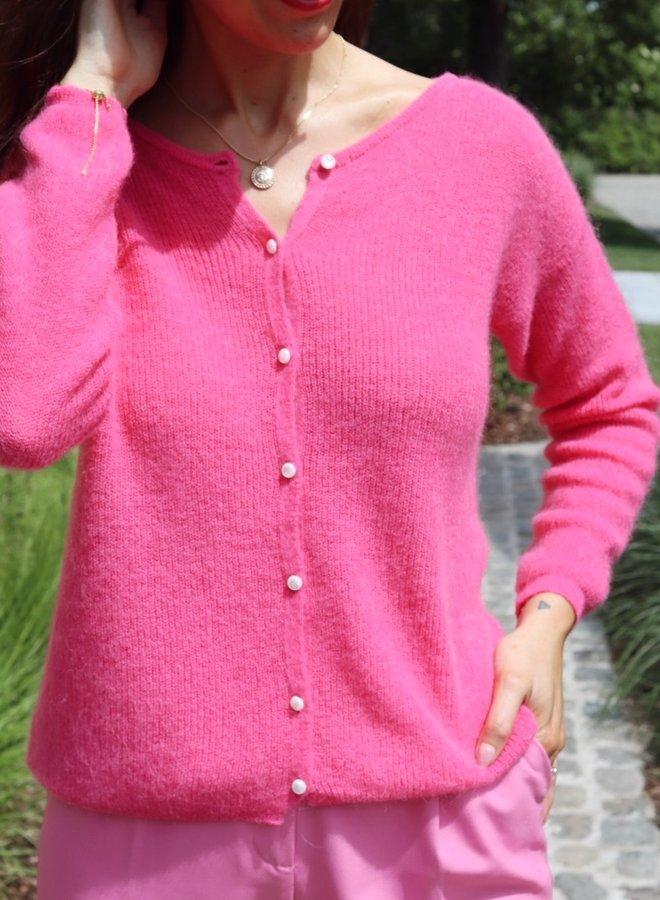 Knit Colette Sarah Peach