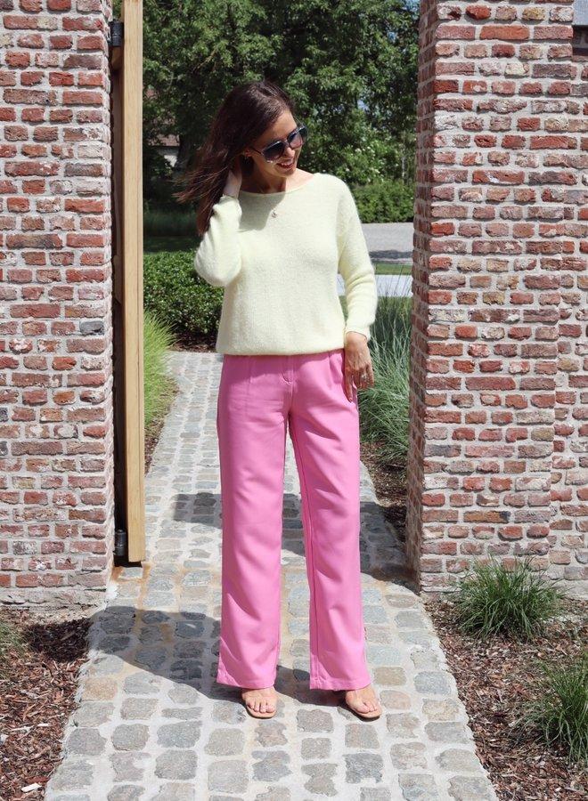Knit Colette Sarah Yellow