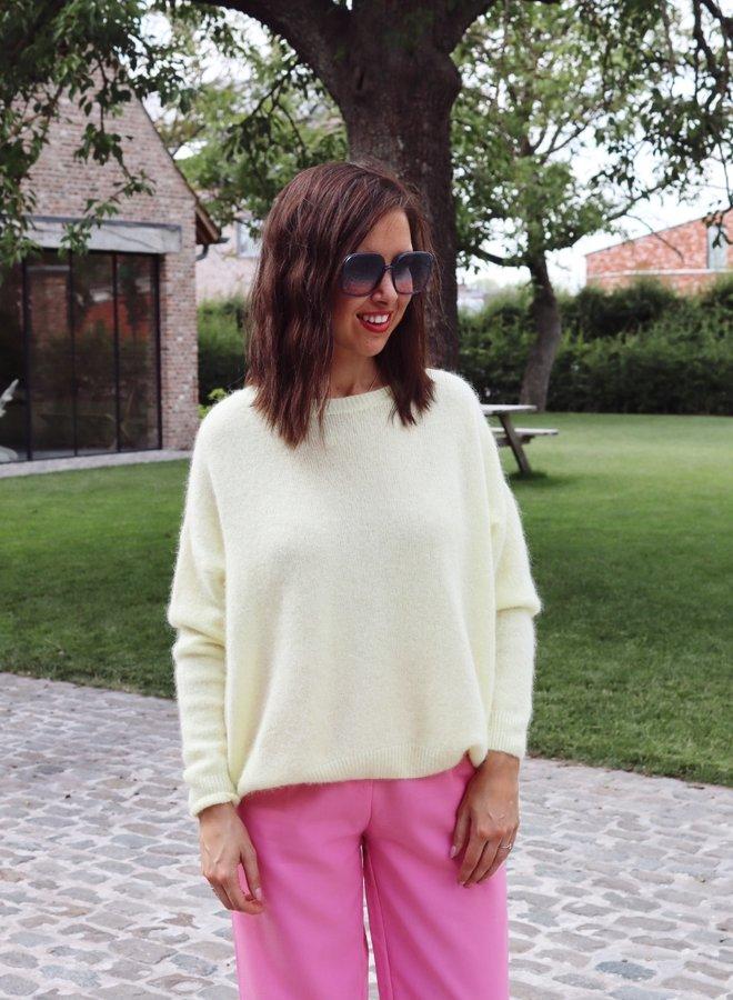 Knit Colette Alicia Yellow