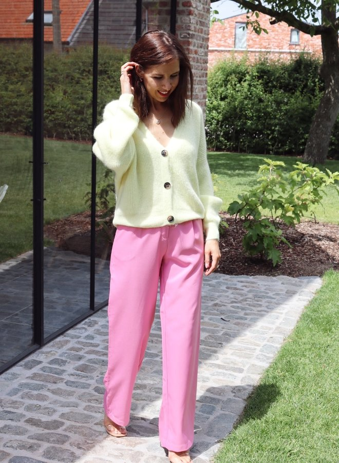 Knit Colette Charlotte Yellow
