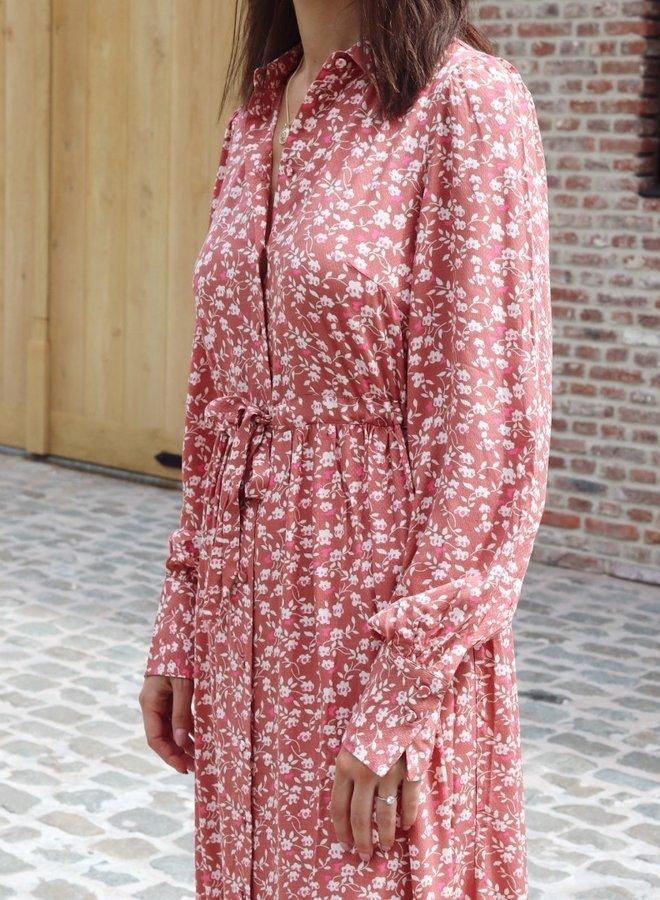 Yasmitura long shirt dress