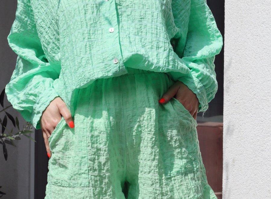 Short Noé green